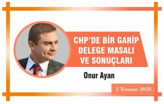 CHP'DE BİR GARİP DELEGE MASALI VE SONUÇLARI