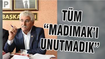 """TÜM """"MADIMAK'I UNUTMADIK"""""""