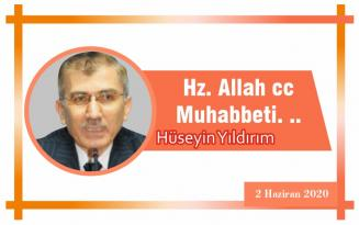 Hz. Allah cc Muhabbeti. ..