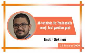 AB tarihinde ilk: Yenilenebilir enerji, fosil yakıtları geçti