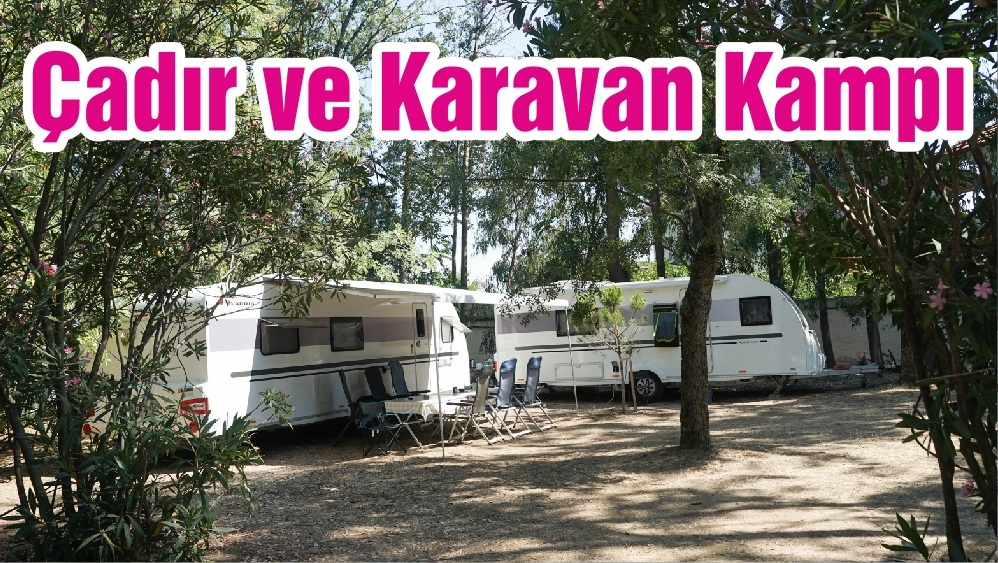 Çadır ve Karavan Kampı