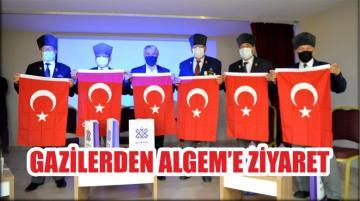 GAZİLERDEN ALGEM'E ZİYARET