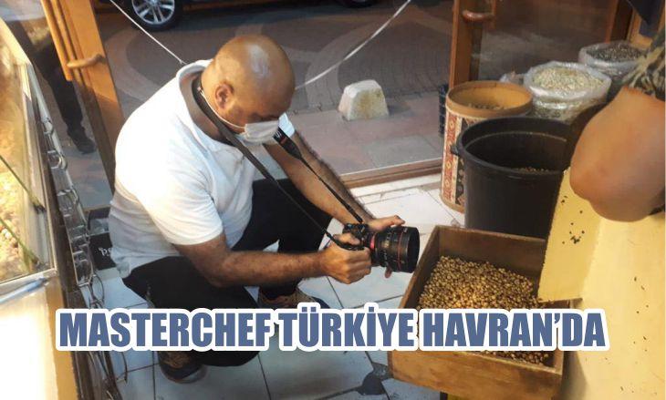MASTERCHEF TÜRKİYE HAVRAN'DA