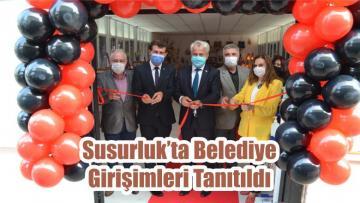 Susurluk'ta Belediye Girişimleri Tanıtıldı