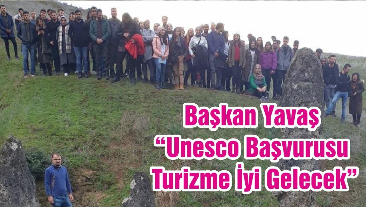 """Başkan Yavaş """"Unesco Başvurusu Turizme İyi Gelecek"""""""