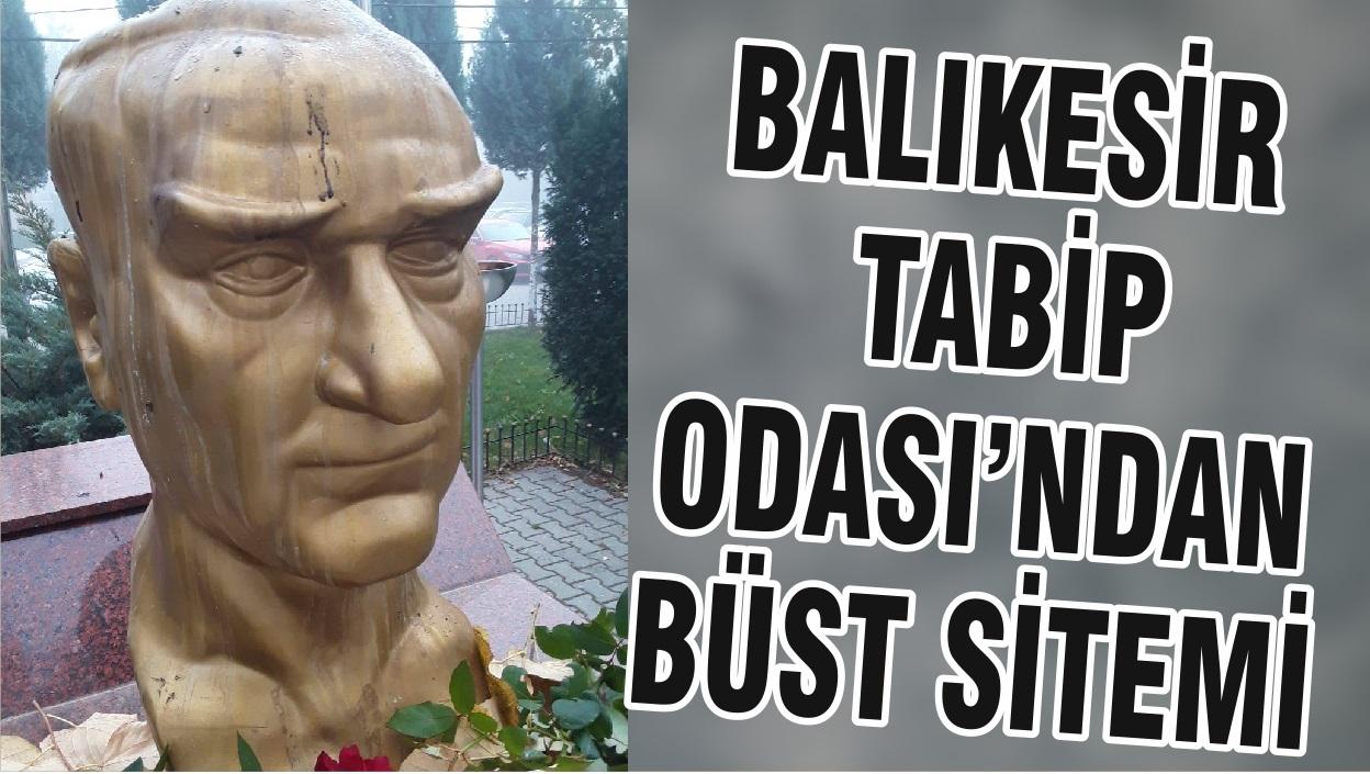 BALIKESİR TABİP ODASI'NDAN BÜST SİTEMİ