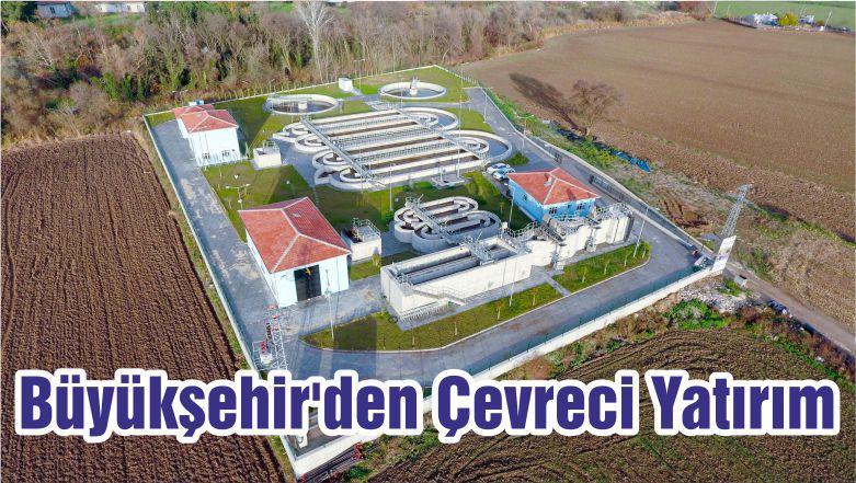 Büyükşehir'den Çevreci Yatırım