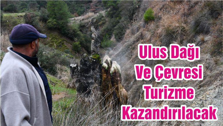 Ulus Dağı Ve Çevresi Turizme Kazandırılacak