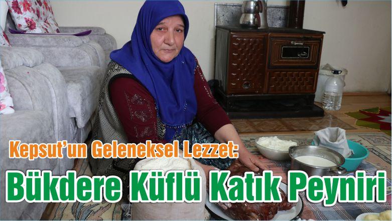 Kepsut'un Geleneksel Lezzet: Bükdere Küflü Katık Peyniri