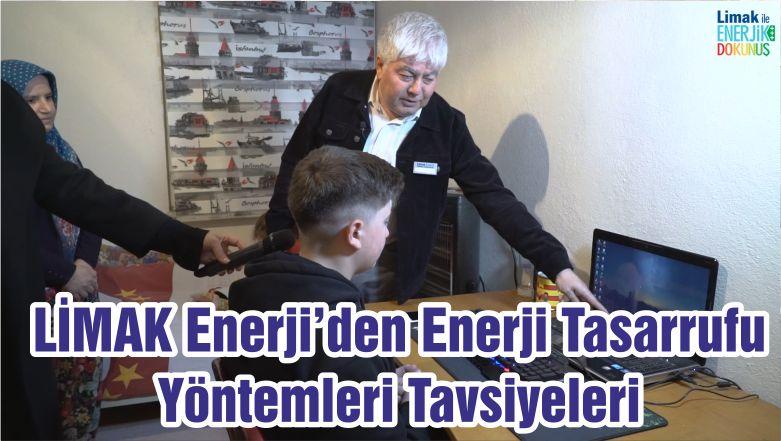 LİMAK Enerji'den Enerji Tasarrufu Yöntemleri Tavsiyeleri