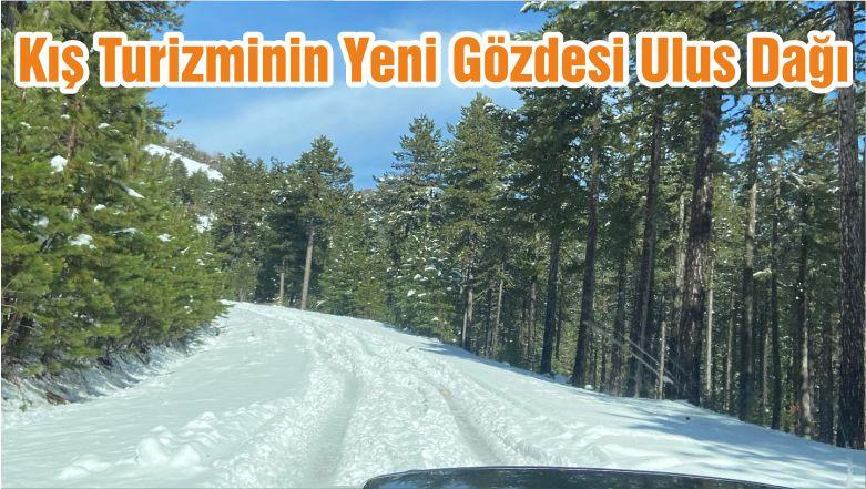 Kış Turizminin Yeni Gözdesi Ulus Dağı