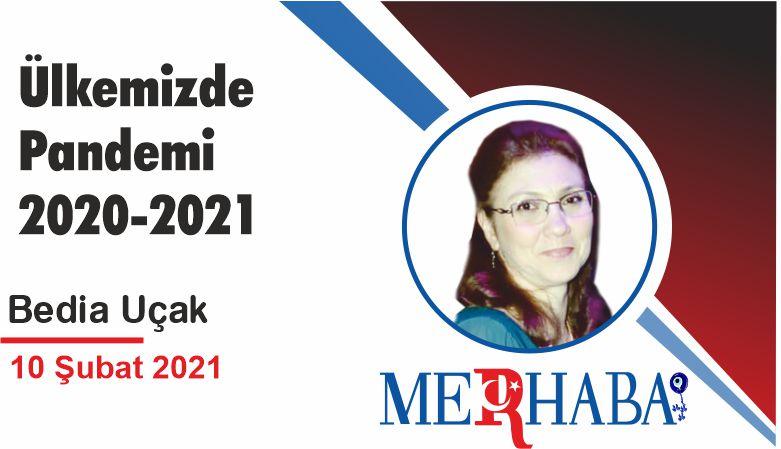 Ülkemizde Pandemi 2020-2021