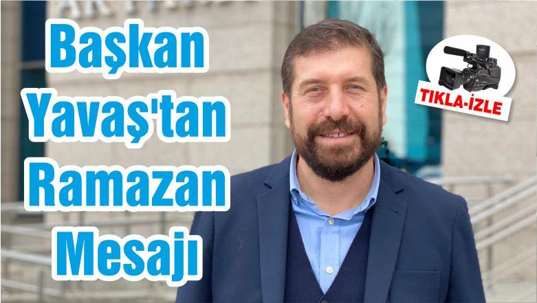 Başkan Yavaş'tan Ramazan Mesajı