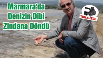 Marmara'da Denizin Dibi Zindana Döndü