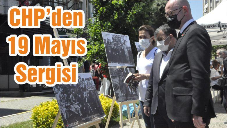 CHP'den 19 Mayıs Sergisi