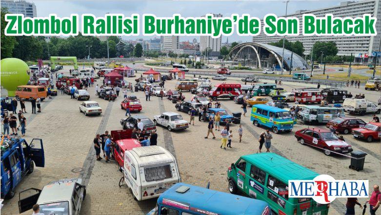 Zlombol Rallisi Burhaniye'de Son Bulacak