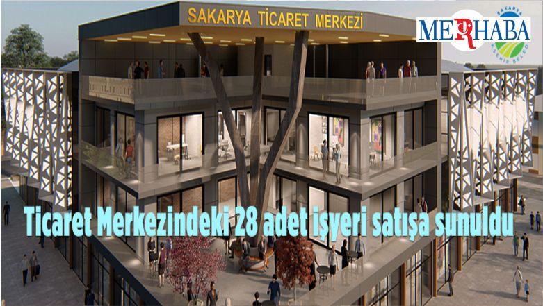 Sakarya Büyükşehir Belediyesi 28 Adet İşyerini Satışa Çıkardı