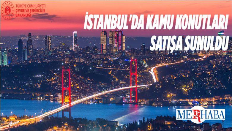 İstanbul'da Kamu Konutları İhaleyle Satılacak