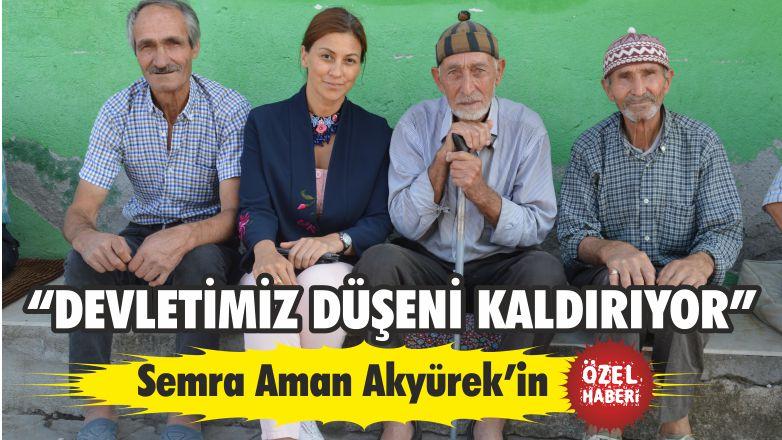 """""""DEVLETİMİZ DÜŞENİ KALDIRIYOR"""""""