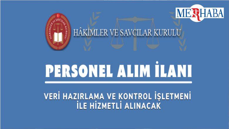 Hâkimler Ve Savcılar Kurulu 10 Personel Alacak