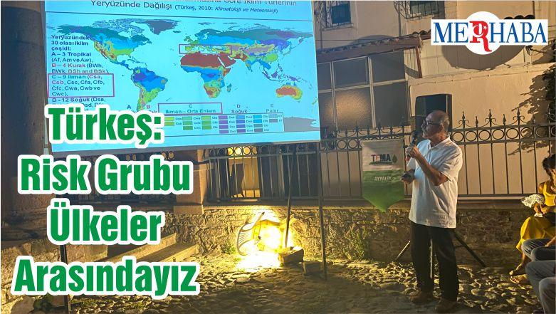 Türkeş: Risk Grubu Ülkeler Arasındayız