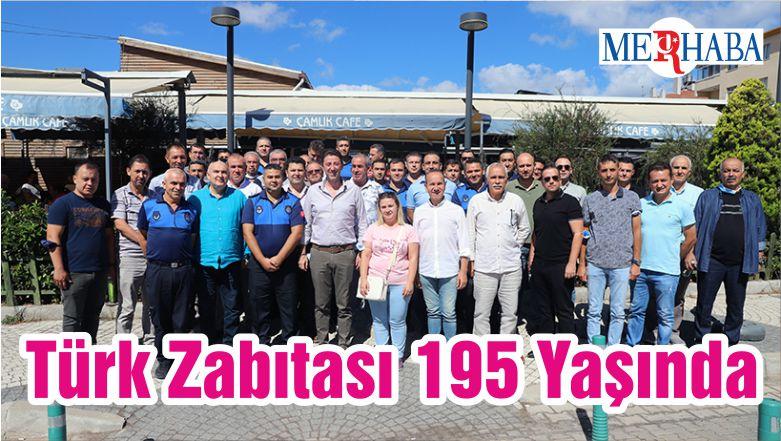 Türk Zabıtası 195 Yaşında