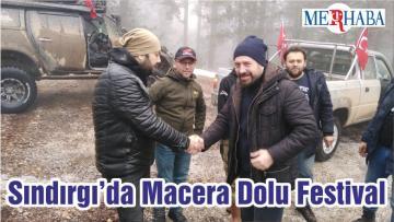 Sındırgı'da Macera Dolu Festival
