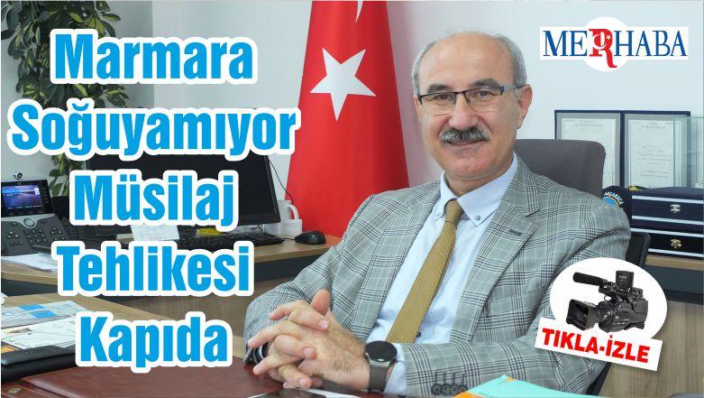 Marmara Soğuyamıyor Müsilaj Tehlikesi Kapıda